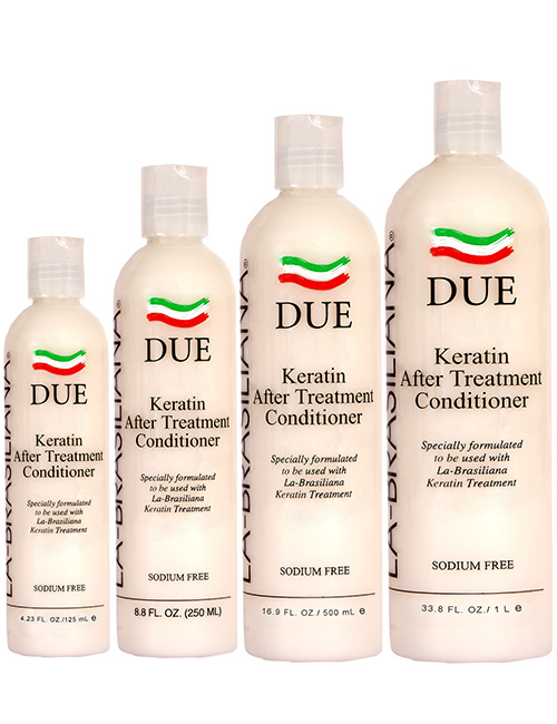 La-Brasiliana DUE Keratin Conditioner