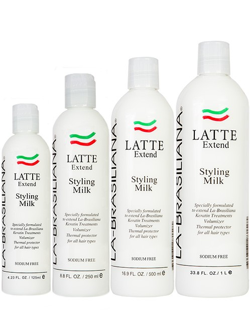 La-Brasiliana LATTE Keratin Styling Milk