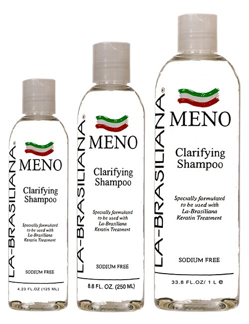 La-Brasiliana MENO Clarifying Shampoo