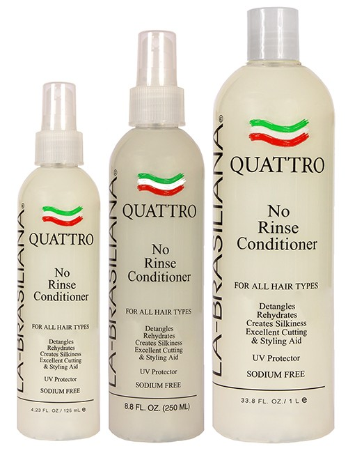 La-Brasiliana QUATTRO Leave-in Conditioner
