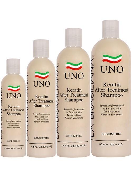 La-Brasiliana UNO Keratin Shampoo