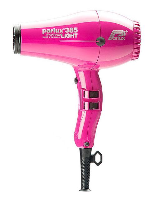 Parlux-385-Dryer Pink
