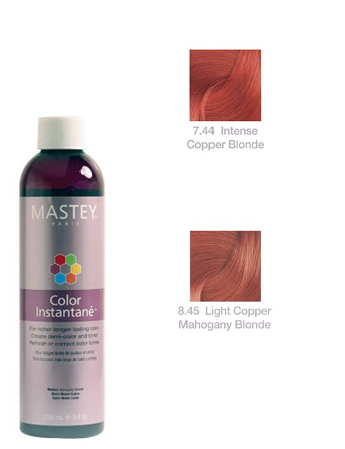 MASTEY Color Instantane COPPER MAHOGANY