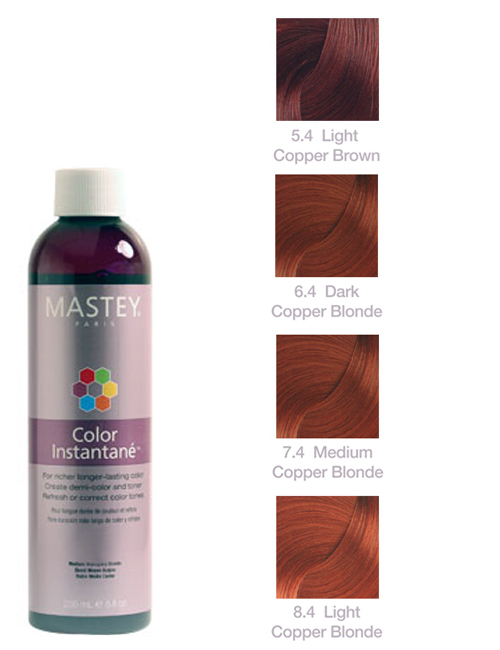 MASTEY Color Instantane COPPER
