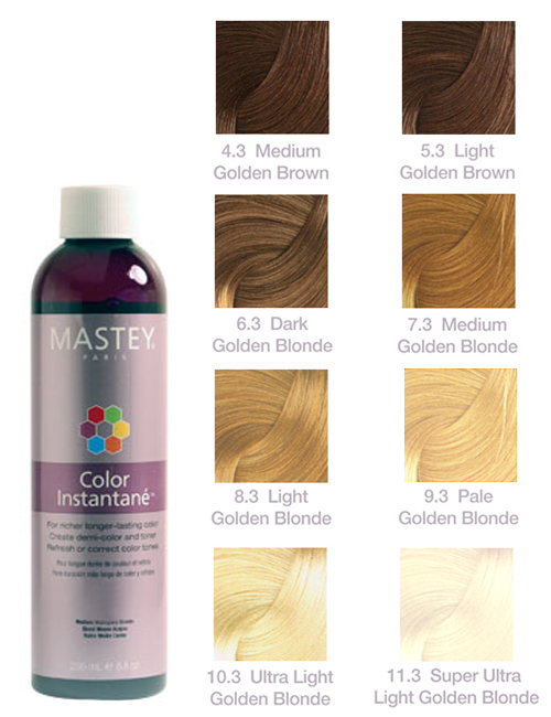 Color Instantane GOLD