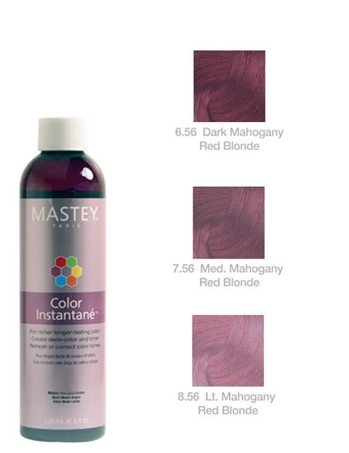 MASTEY Color Instantane MAHOGANY RED