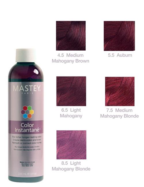 MASTEY Color Instantane MAHOGANY