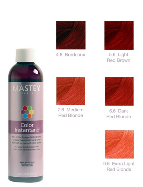 Color Instantane RED
