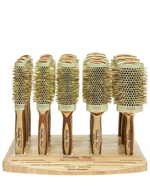 Olivia Garden-Healthy Hair-Display THERMAL