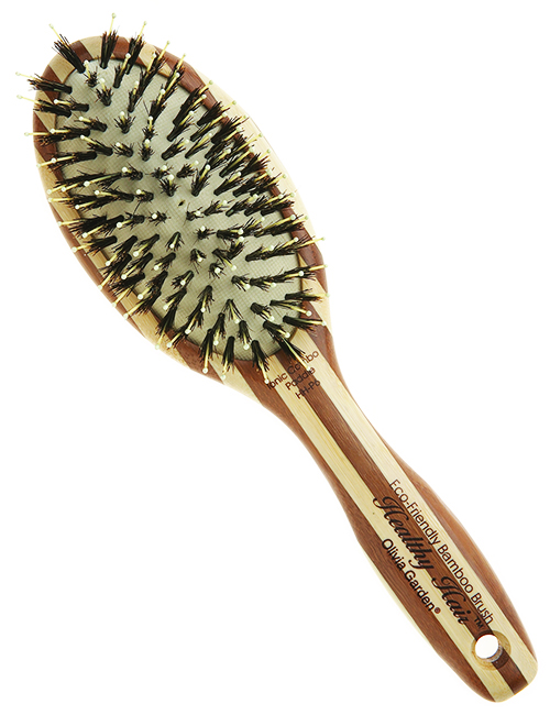 Olivia Garden-Healthy Hair -Ionic Paddle Brush