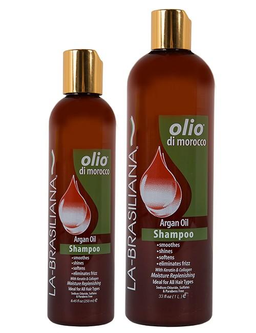 Olio di morocco VOLUME-Shampoo