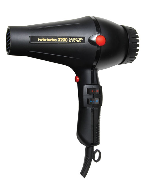 PIB-323 Twin Turbo 3200 Ceramic Ionic Dryer