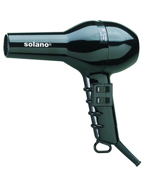 SOLANO-ORIGINAL DRYER 130BLK