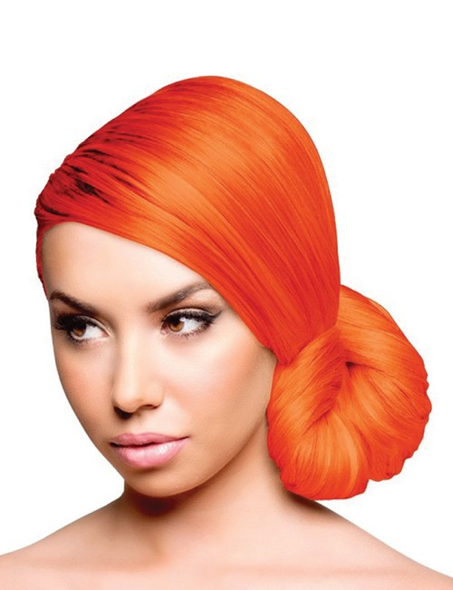 SPARKS-HAIR COLOR ORANGE CRUSH