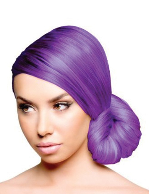 SPARKS-HAIR COLOR PURPLE PASSION