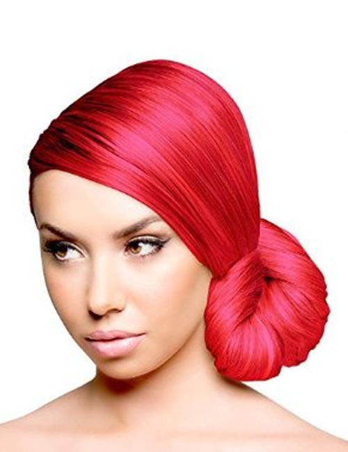 SPARKS-HAIR COLOR RED-HOT