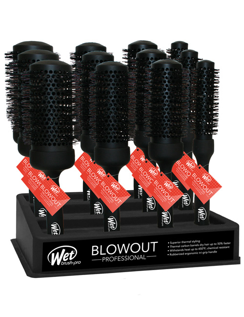 Wet-Brush-Blowout-Brush-Display