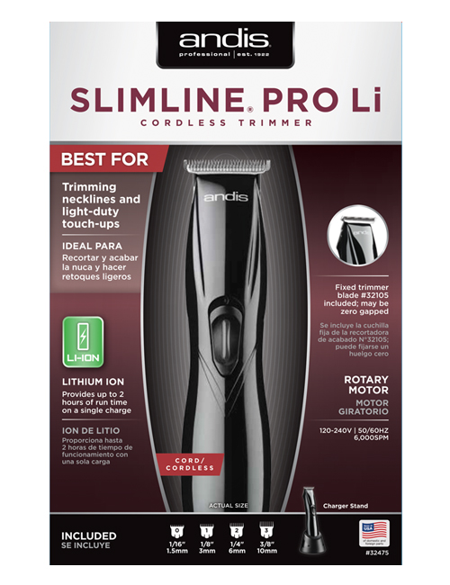 Andis-SlimLine-Pro-Li-T-Blade-Cordless-Trimmer-box