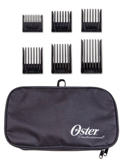 OSTER-Turbo-360-Cordless-Clipper Guides