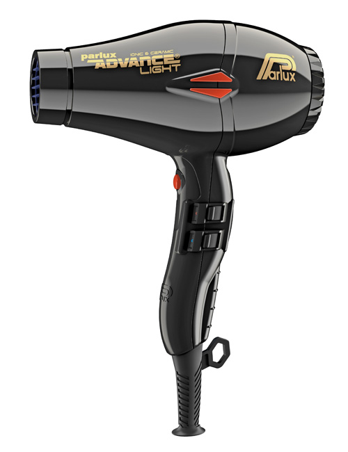 Parlux-ADVANCE-LIGHT-dryer-black