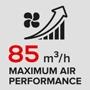 Maximum-Air-Performance-85-m3-h-Salon-Exclusive