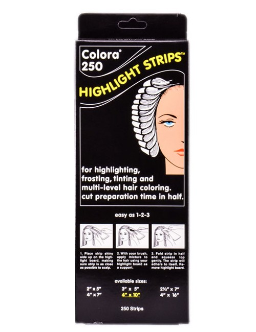 spilo COLORA-LONG-HIGHLIGHTING-STRIPS