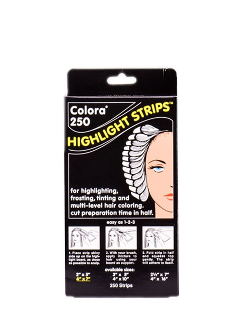 spilo COLORA-MEDIUM-HIGHLIGHTING-STRIPS