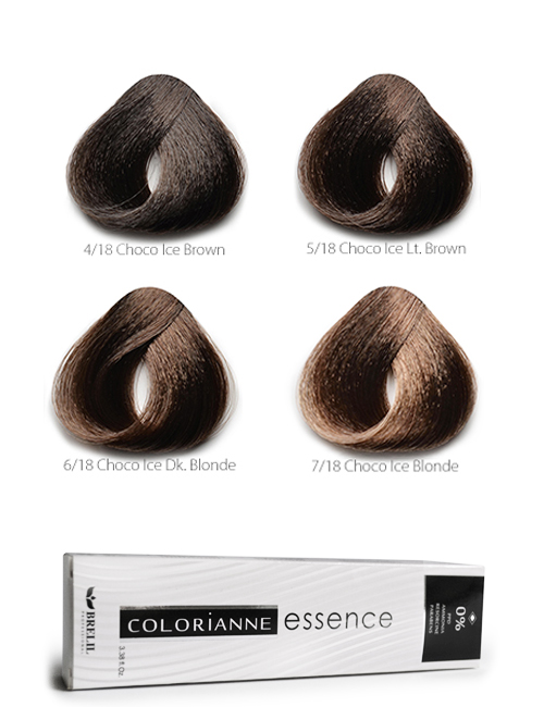 Colorianne Essence Zero Ammonia Hair Color ESS-CHOCOLATE