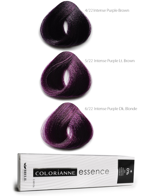 Colorianne Essence Zero Ammonia Hair Color ESS-VIOLET