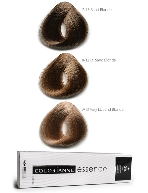 Colorianne Essence Zero Ammoinia Hair Color ESS-SAND