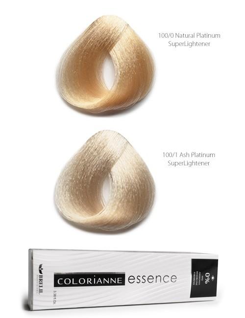 Colorianne Essence Zero Ammonia Hair Color ESS-SUPERLIGHTENERS