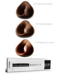 Colorianne Essence Zero Ammonia Hair Color ESS-WARM-COPPER