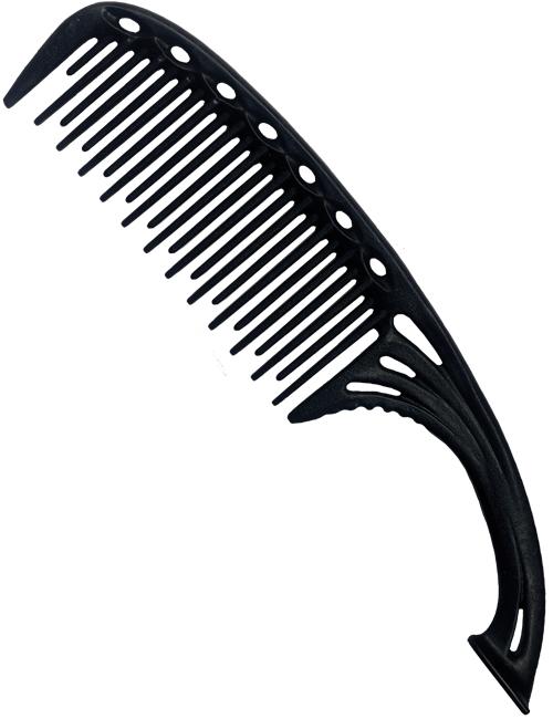 Y.S.-Park-Self Standing Comb-605-BLK