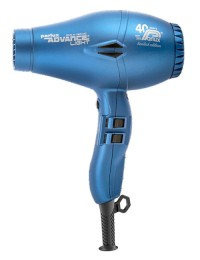 Parlux-ADVANCE-LIGHT-dryer-40th-anniversary-blue