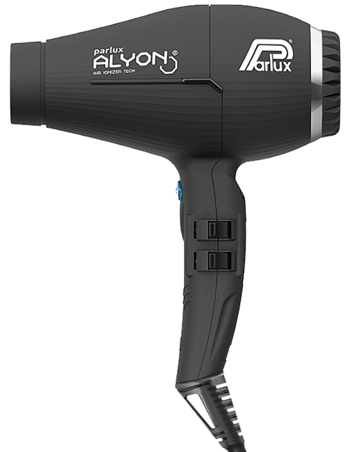 Parlux-ALYON-Air-Ionizer-Hairdryer-Black
