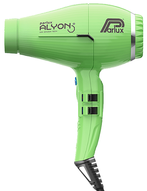 Parlux-ALYON-Air-Ionizer-Hairdryer-Green