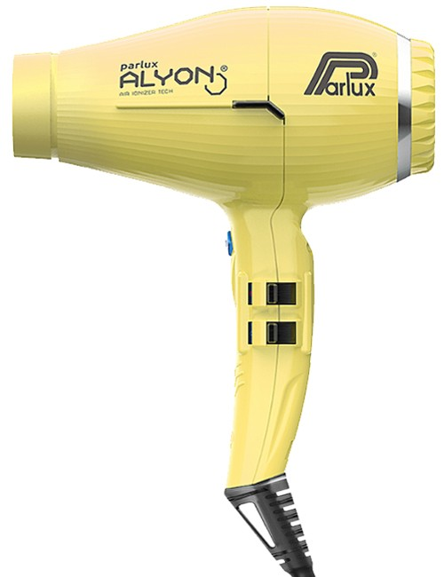 Parlux-ALYON-Air-Ionizer-Hairdryer-Yellow