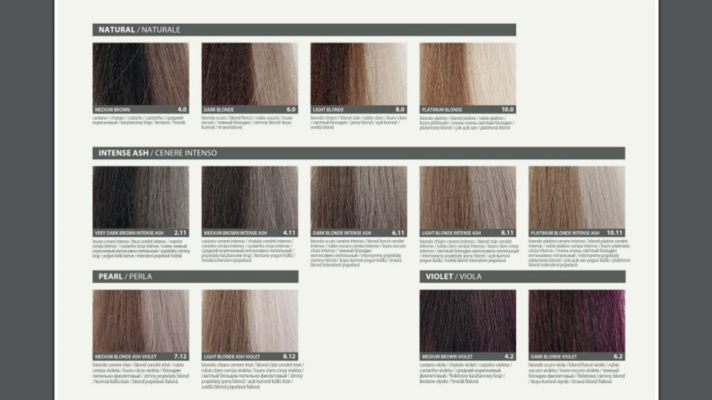 BACO color chart 1