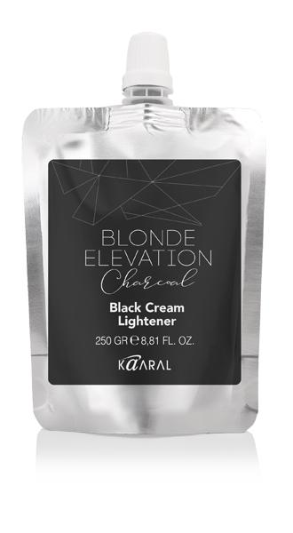 Blonde elevation Charcoal Lightening Cream