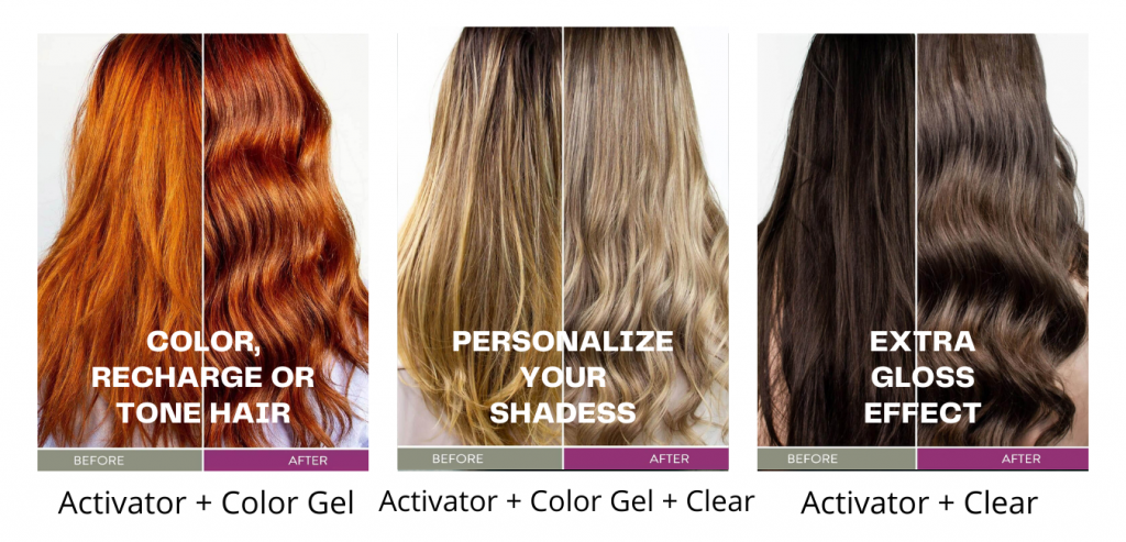BACO Color Glaze Formulas