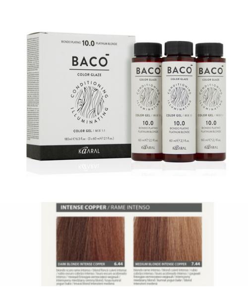 baco glaze intense copper