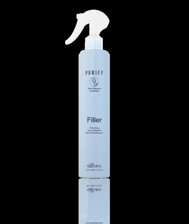 Purify filler spray