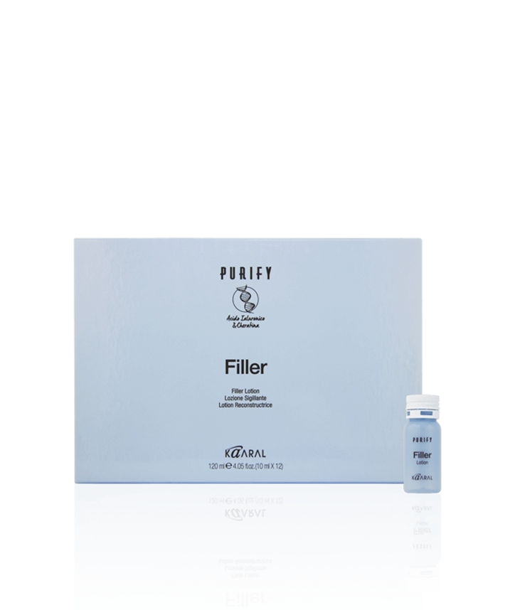 purify filler lotion fiale